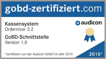 GoBD Zertifizierung